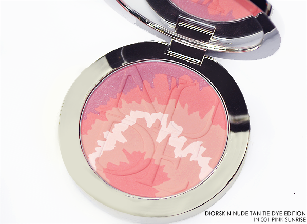 Dior Diorskin Nude Tan Tue Dye Edition in 001 Pink Sunrise