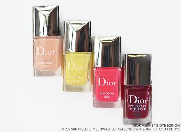 Dior Vernis Tie Dye Edition