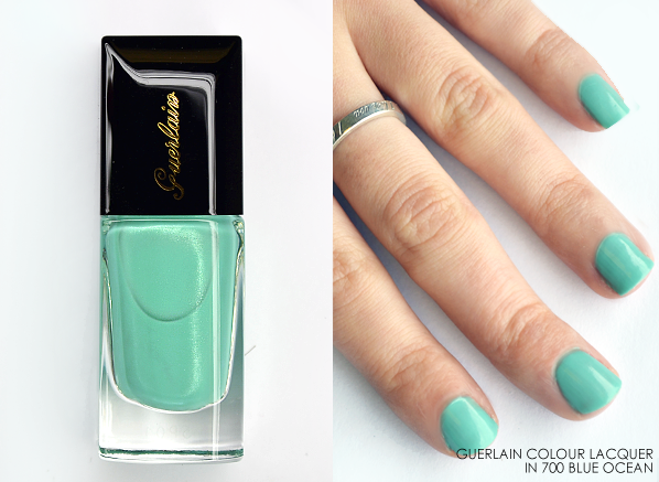 Guerlain Colour Lacquer in 700 Blue Ocean