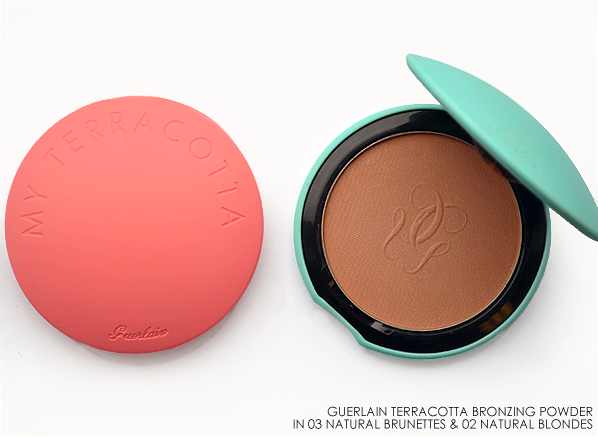 Guerlain Summer Look 2015 Swatches - Escentual's Beauty Buzz