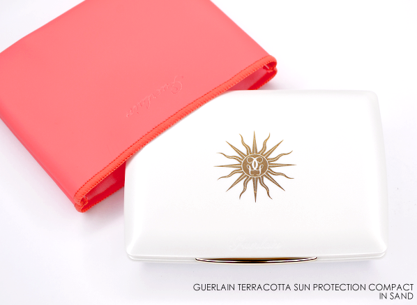 Guerlain Terracotta Sun Protection Compact and sleeve