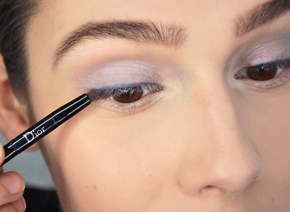Diorshow Day Look - Eyeliner