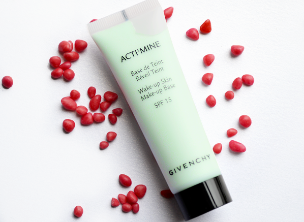 Givenchy Actimine Makeup Base Green