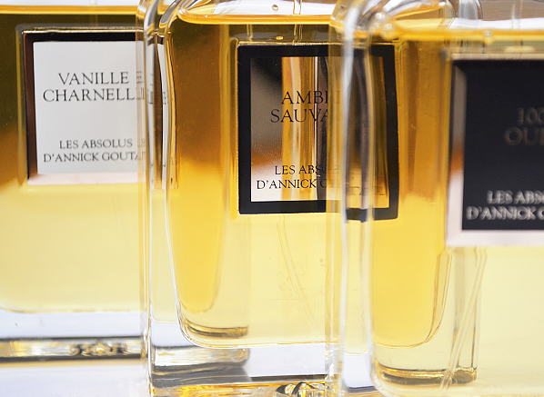 Annick Goutal Les Absolus Banner