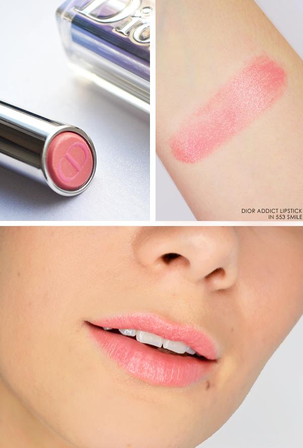 Dior Addict Lipstick in 553 Smile