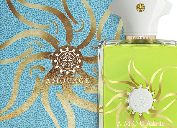 Amouage Sunshine Man