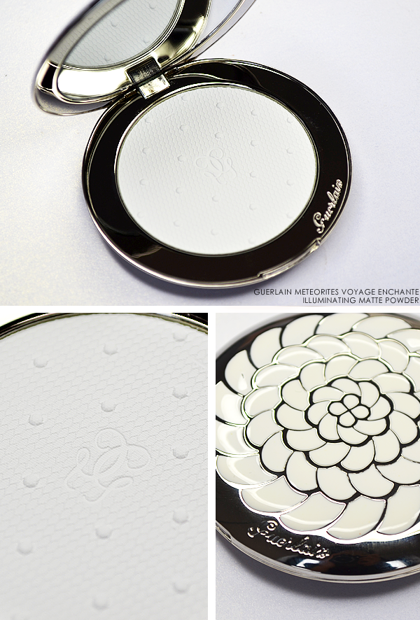 Guerlain Meteorites Voyage Enchante Illuminating Face Powder