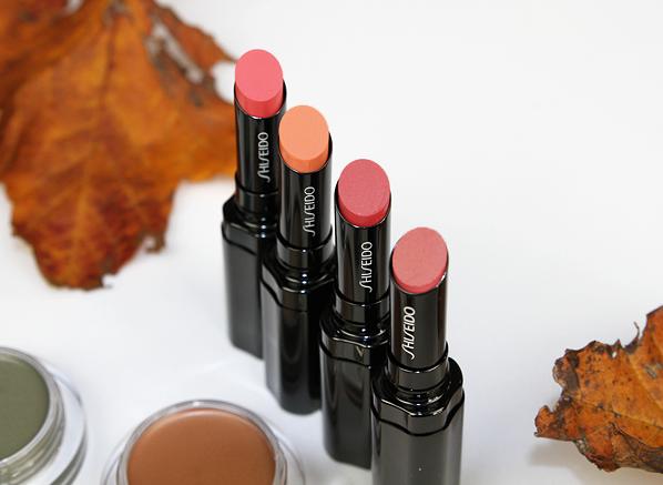 Shiseido Veiled Rouge Lipstick Autumn 2015