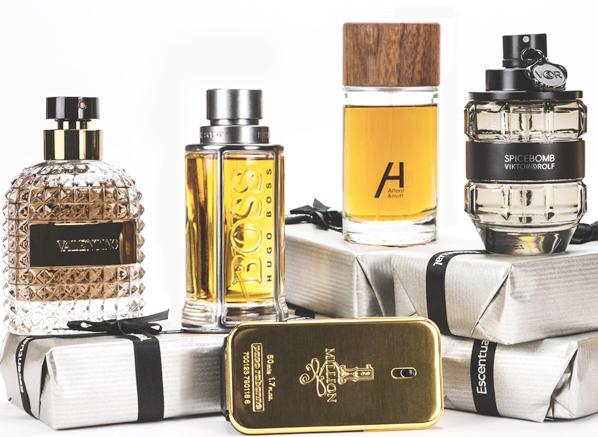 10 Must Have Fragrances - Men