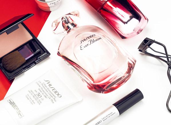 Celebrating Shiseido Secrets