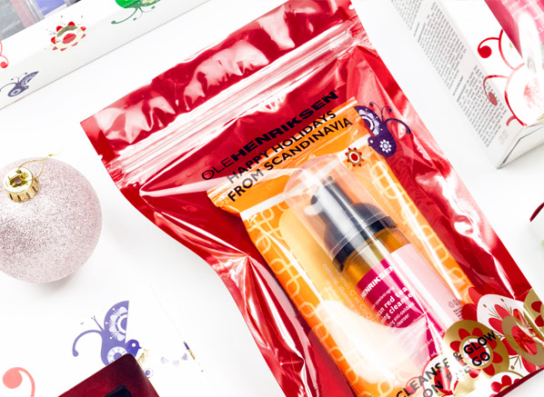 Ole Henriksen Cleanse and Go On The Go Duo
