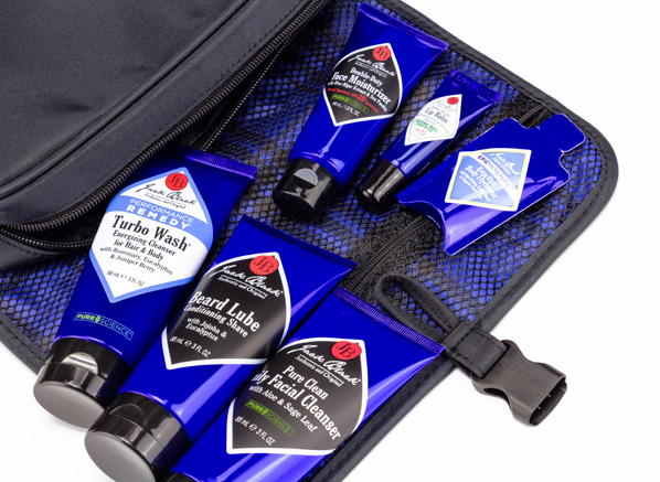 Jack Black Power Trip Travel Gift Set