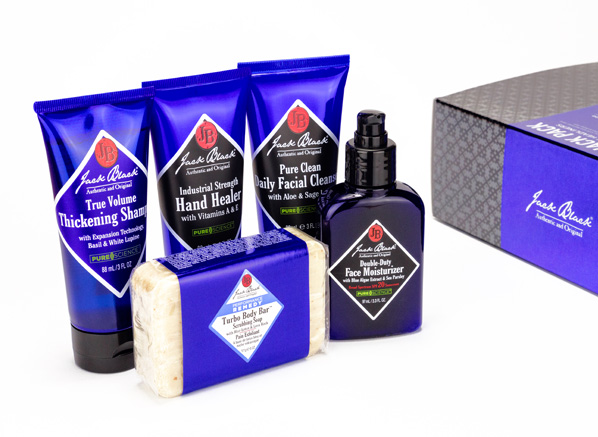 Jack Black The Jack Pack Gift Set