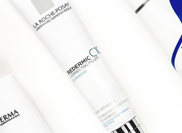 La Roche-Posay Redermic C10 Correcting Filler, Brightening Treatment, Retinol