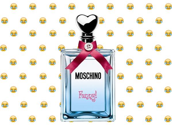 Moschino Funny - Tears of Joy