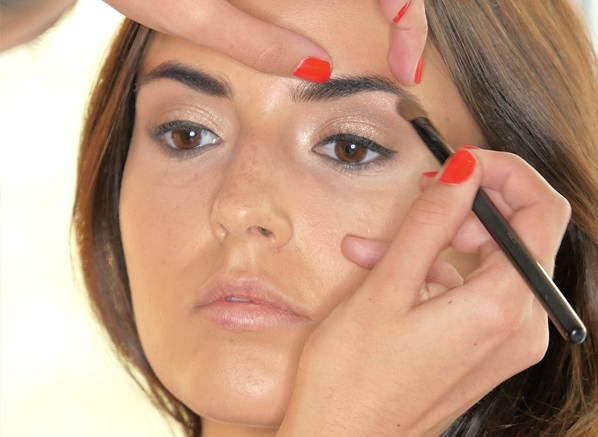 Nadia Forde Shimmery Eye