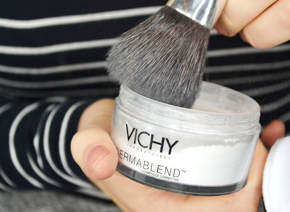 Chelsey - Vichy Dermablend Powder