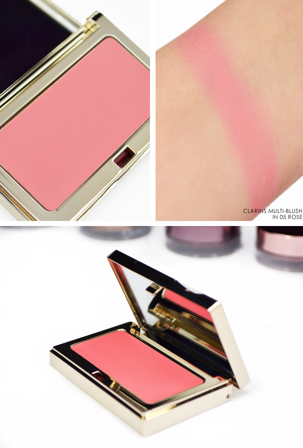Clarins Instant Glow Spring Look