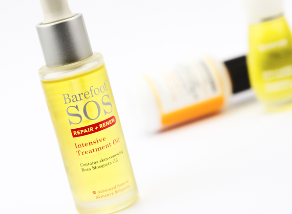 Barefoot SOS Intensive Treatment Oil