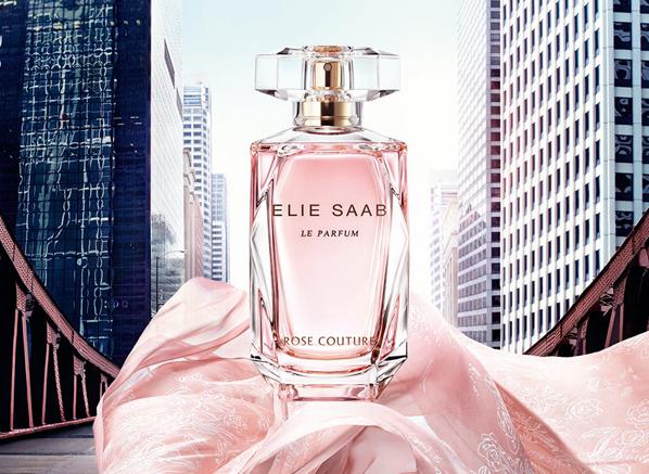 Elie Saab Rose Couture
