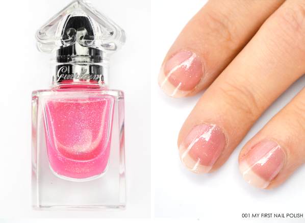 Guerlain La Petite Robe Noire Nail Colour in 001 My First Nail Polish