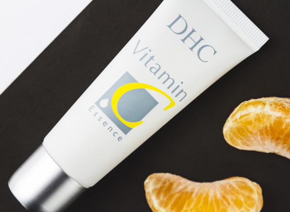 This DHC Essence contains 8% Vitamin C to brighten and tighten your complexion.