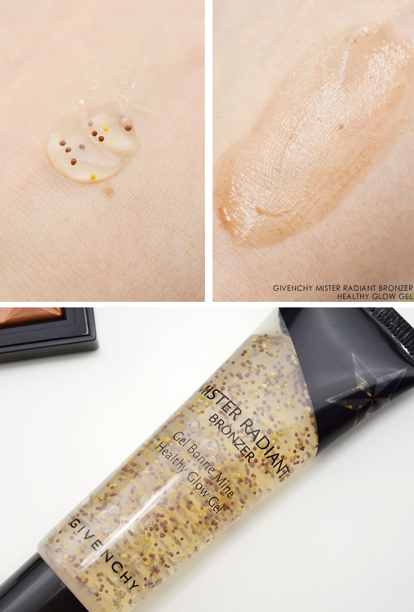 Givenchy Mister Radiant Bronzer Healthy Glow Gel