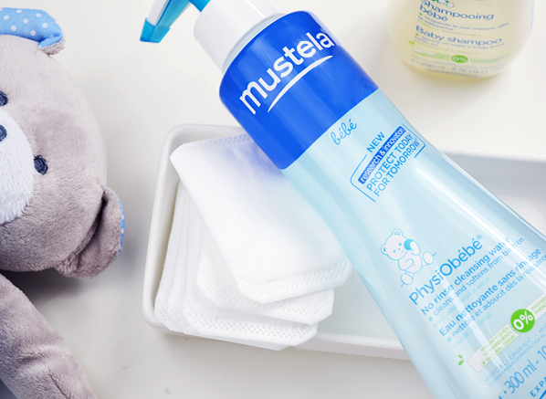 Mustela - Top To Toe