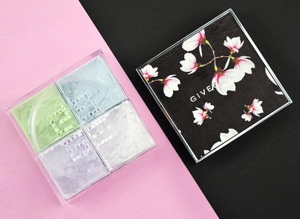 Givenchy Prisme Libre Couture Edition Magnolia Print - Mousseline Pastel