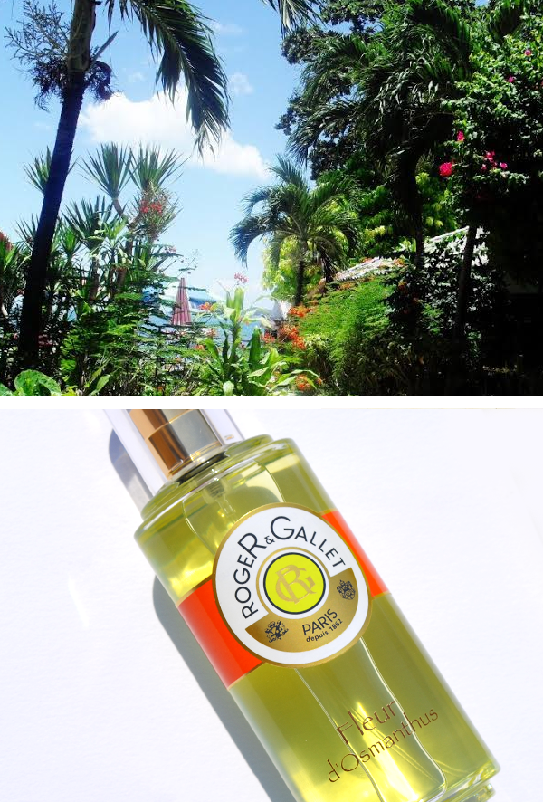 Roger & Gallet Fleur d'Osmanthus - Tropical Holiday