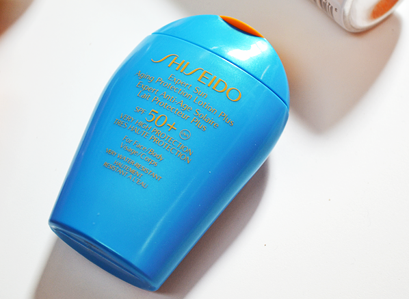 Shiseido Expert Sun Ageing Protection Lotion Plus SPF50