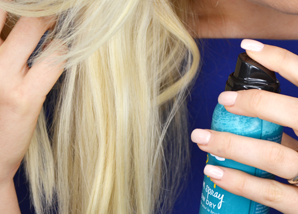 Chelsey's Favourite Products - June - Bumble and Bumble Surf Foam