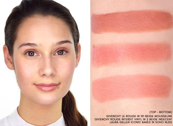 Nude Lipstick - Light Skin - Ceryn