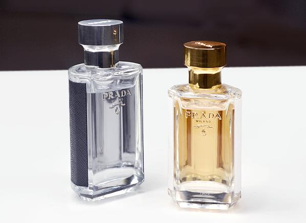 La Femme Prada and L'Homme Prada