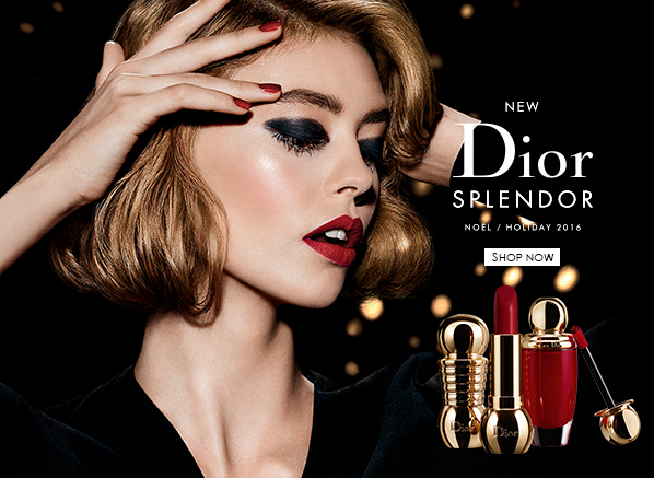 DIOR Splendor Christmas Look
