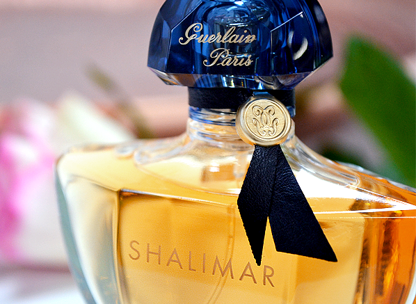 Guerlain Shalimar - The History of Shalimar - Close