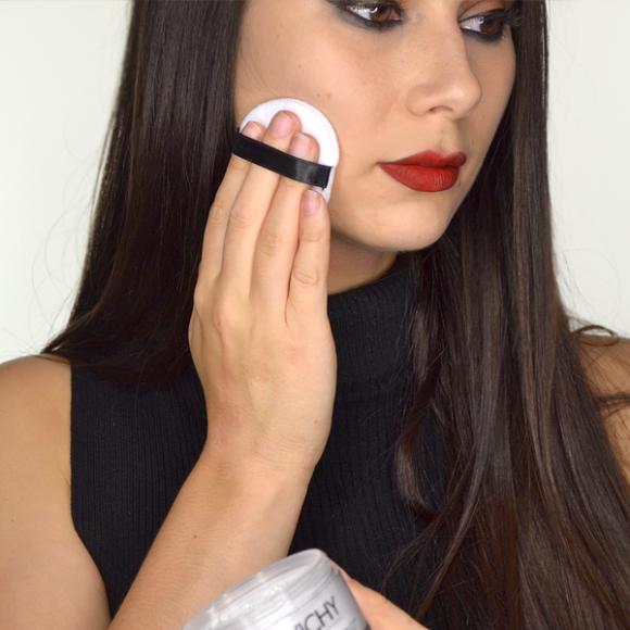 Halloween Makeup - Vichy
