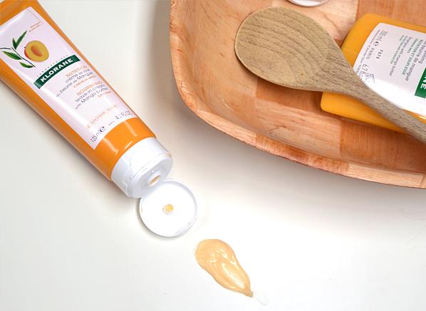 Klorane Mango Leave In Cream - Texture