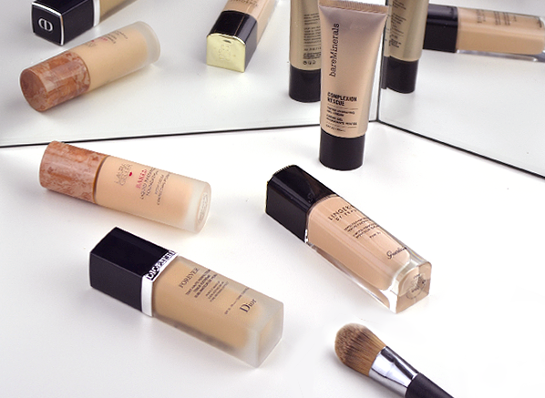 Foundation Finishes Explained