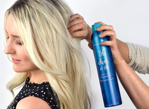 The Hairspray Secret To Prolonging...