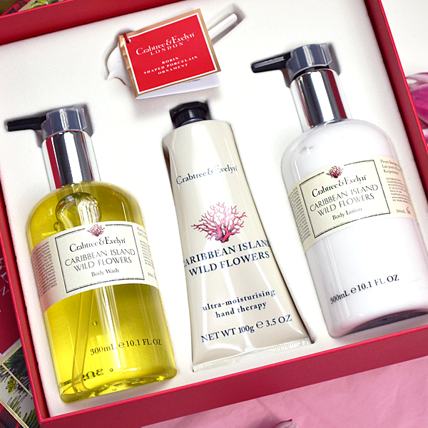 Mother's Day - Crabtree & Evelyn Caribbean Island Wild Flowers