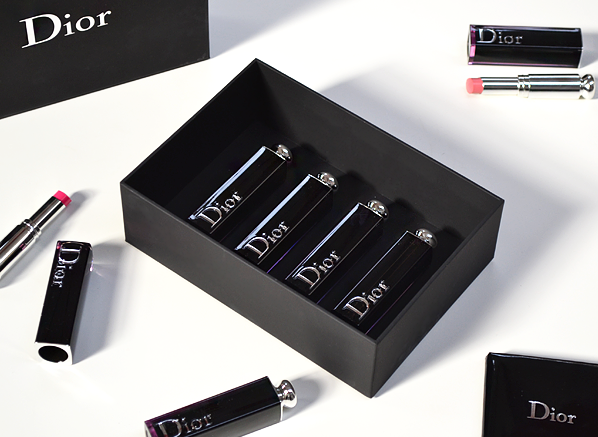 Dior Addict Lacquer Stick Swatches