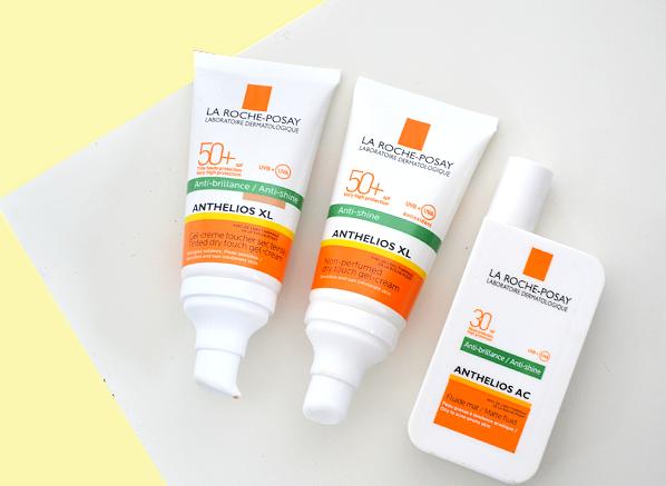 La+Roche-Posay+Anthelios+Anti-Shine Products