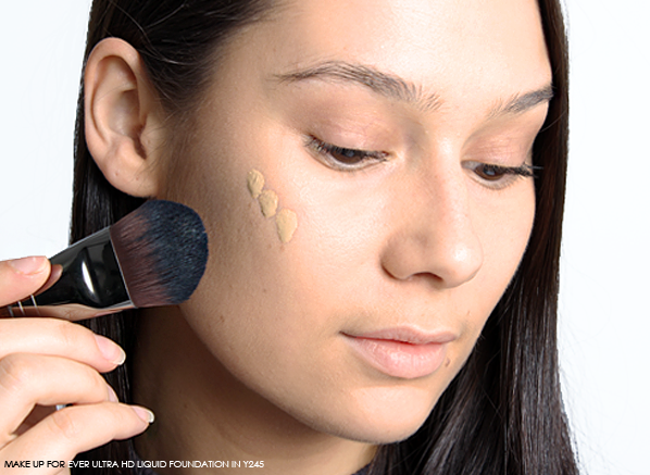 MAKE UP FOR EVER Ultra HD Liquid Foundation - Model
