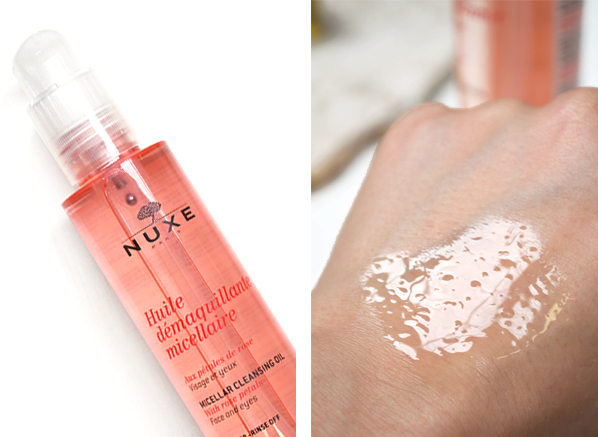 Nuxe Micellar Cleansing Oil