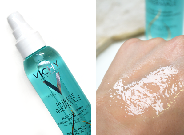 Vichy Purete Thermale Beautifying Cleansing Oil