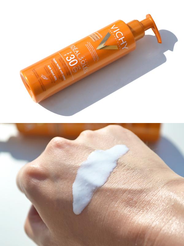 Vichy Ideal Soleil Anti-Sand Milk SPF30