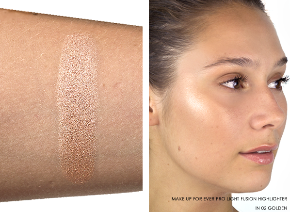 Make Up For Ever Pro Light Fusion Swatches Escentual S