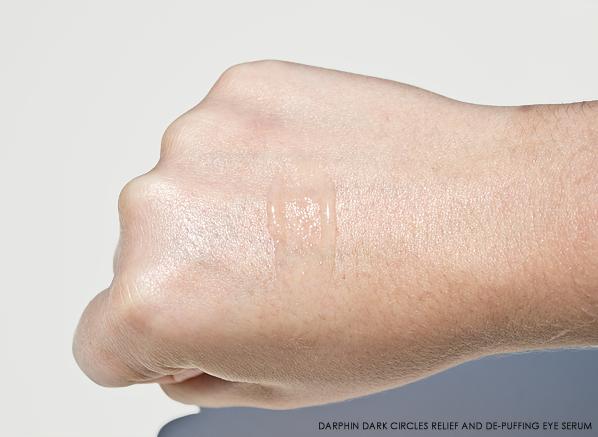 Darphin Dark Circles Relief and De-puffing Eye Serum Texture