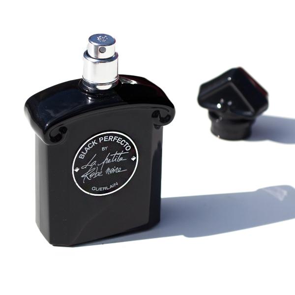 Guerlain La Petite Robe Noire Black Perfecto Eau de Parfum Florale Bottle